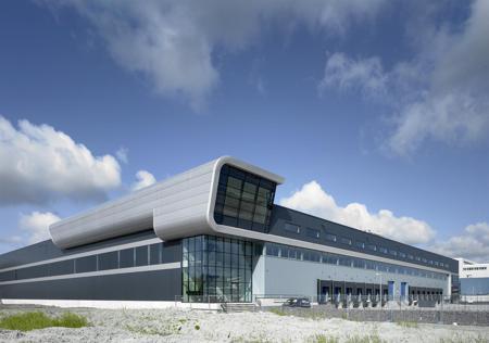 ABM Fokker Logistics Centers 1, 2 en 10